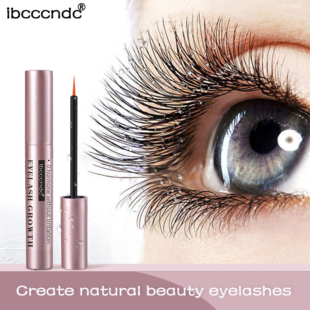 8ml Eyelash Growth Serum Eyelash Enhancer Longer Fuller Thicker Lashes Serum Liquid Eyelashes Lifting Essence Makeup Cosmetic