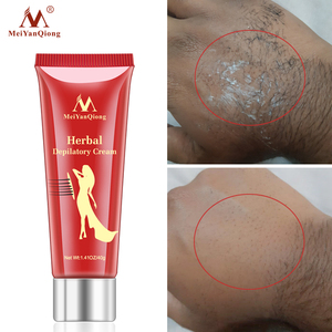 Image 3 - Unisex Herbal Hair Removal Cream Painless Hair Removal Removes Underarm Leg Hair Body Care Gentle Not Stimulating hair removal