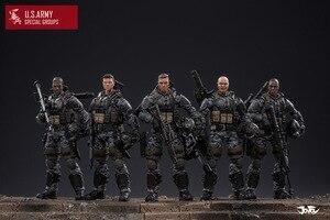 Image 3 - شخصيات الحركة الجديدة من JOYTOY موديل 1/18 لنموذج فيلق الجيش الأمريكي هدية عيد الميلاد/الإجازات شحن مجاني