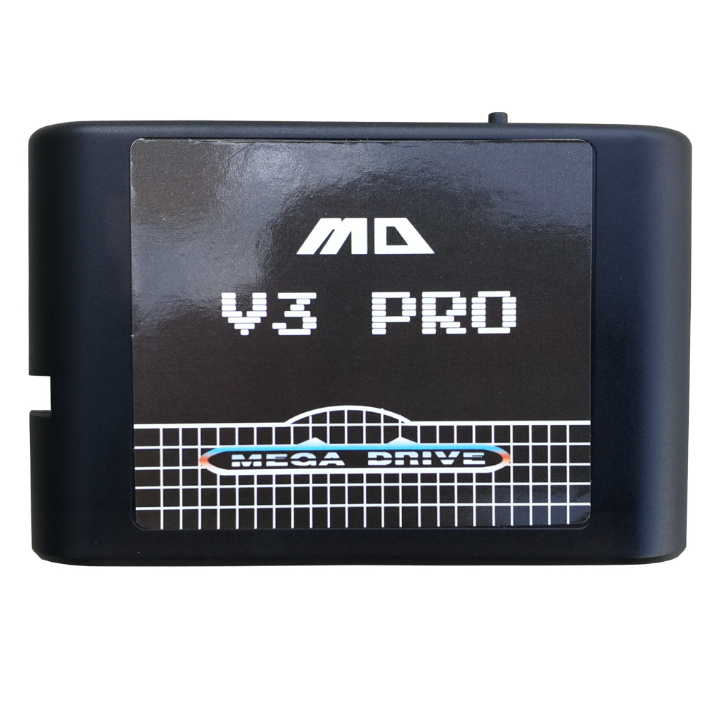 1200 in one Mega Drive Pro China version md game cassette for Sega game consoles everdrive series