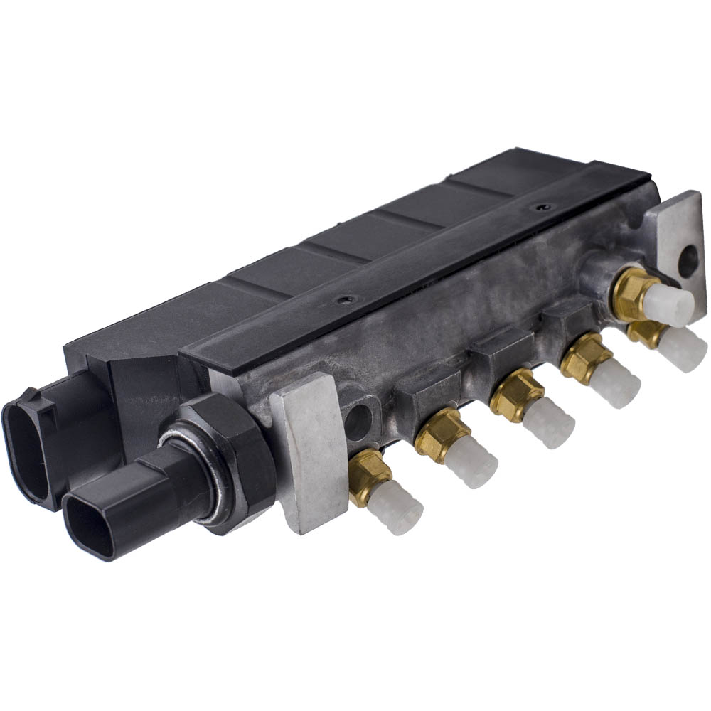 Air Spring Valve Block For Mercedes <font><b>Benz</b></font> <font><b>W220</b></font> S350 S430 <font><b>S500</b></font> S600 S55 Airmatic A2203200258, A2203200104 image