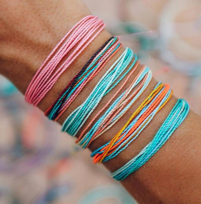 New Fashion Gold Color String Beach Woven Knot Bracelet Set Bohemian Thread Bracelet Handmade Boho Beads Chain Bracelets Bangles