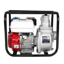 3in бензиновый насос для перекачки воды 6.5HP 7m для полива сада и бассейна
