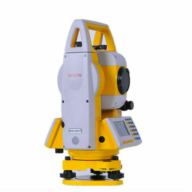 New SOUTH TOTAL STATION 500M Reflectorless Total Station NTS-332R5