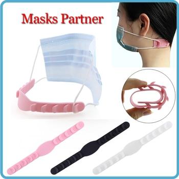 1/5/10pcs Mask Artifact Lock Buckle Masks Partner Anti-pain Ear Ear Protector Artifact Comfortable Wearing Mouth Mask Accessory