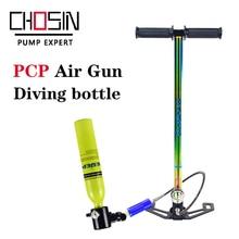 Bomba de pistola ar pcp garrafa mergulho inflável bomba de ar 300bar 30mpa 4500psi classe 3 pcp micro compressor de ar de alta pressão