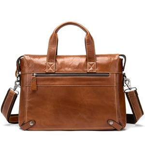 Men's Briefcases Office Bag fo