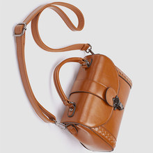 Genuine Cow Leather Lady Bag 2021 New Portable Shoulder Bag Fashion Casual Women's Bags Messenger Purses Crossbody Luxury Brand
