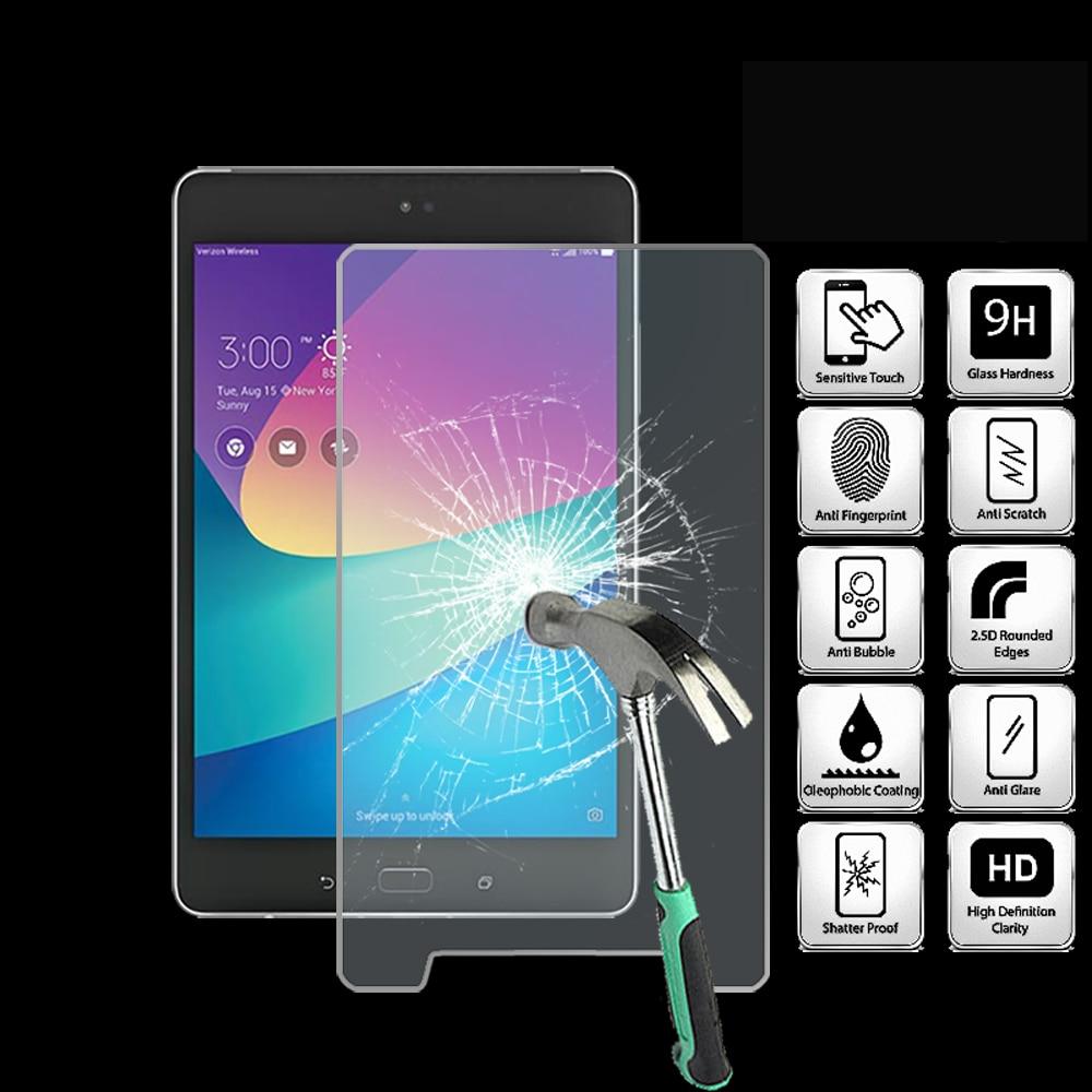 Для Asus ZenPad Z8s ZT582KL-защитная пленка для экрана планшета из закаленного стекла, защитная пленка для экрана с защитой от отпечатков пальцев