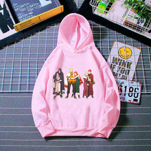2021 Sweaters For Teens Anime Hoodies Ninja. Street Fashion Hip Hop Pullover 3-14T Children Clothing Girl Hood Boy Sweaters