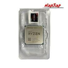 Amd ryzen 7 5800x r7 5800x 3.8 ghz processador cpu de oito núcleos 16 fios 7nm l3 = 32m 100-000000063 soquete am4 novo mas sem refrigerador