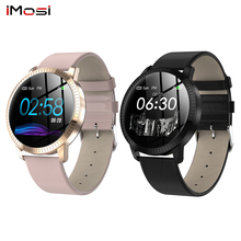 CF18 Smart Watch Men IP67 Women Smart watches for Couple Bluetooth Reminder Fitness Bracelet Health Tracker