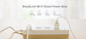 Image 5 - Originele Broadlink MP1 Socket Plug Afstandsbediening Afzonderlijk Regelbare Wifi 4 Stekkerdoos Voor Smart Home Automation