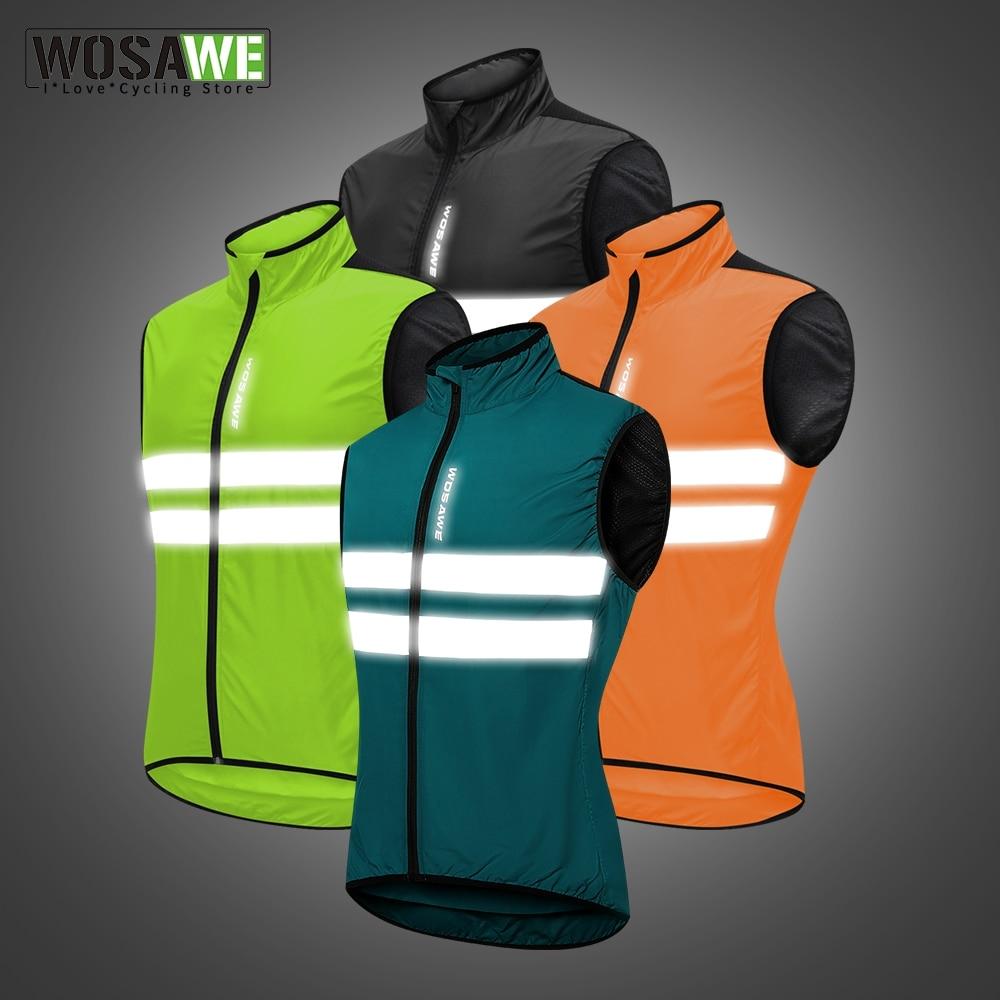 YKYWBIKE Men/'s Cycling Sportswear Vest Windproof Breathable Jersey Cool Vest