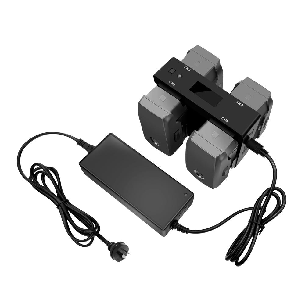 Nieuwe 4 in 1 multifunctionele Batterij Oplader voor DJI Mavic 2 Pro Zoom Drone Auto Oplader Adapter Opladen hub Smart Rapid Lading