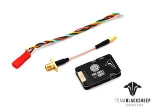 Image 2 - מקורי TBS לאחד Pro32 5G8 HV וידאו משדר עם MMCX מחבר עבור RC מירוץ Drone RC דגם
