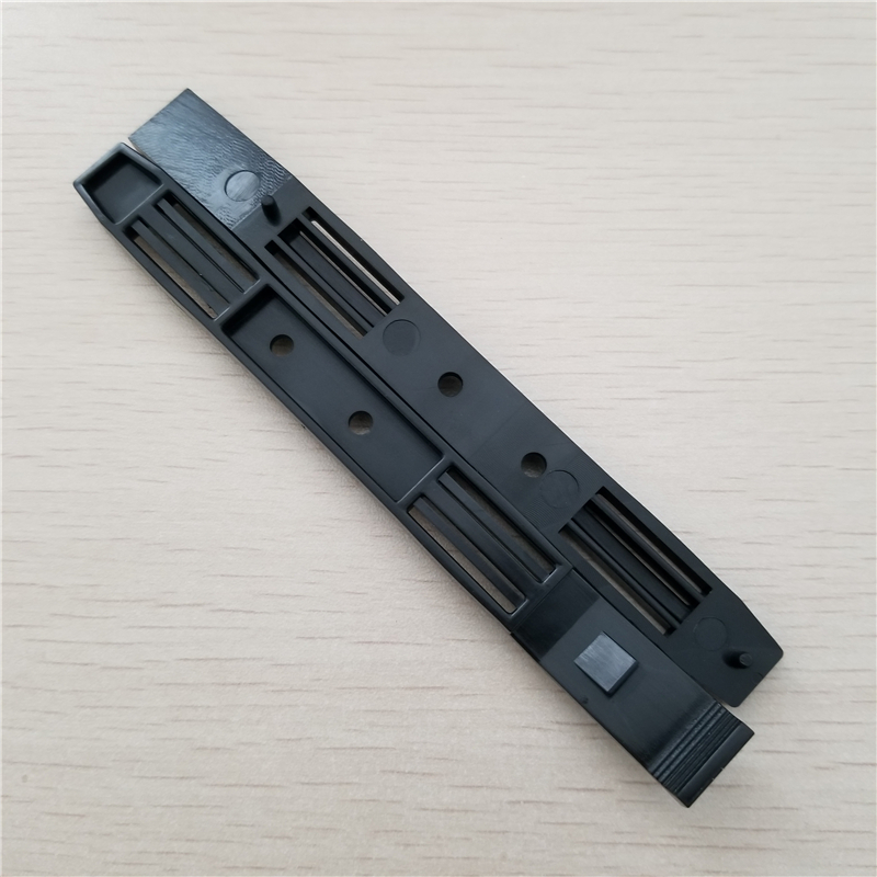 1 Pair Hard Drive Rails Chassis Cage Accessories Drive Bay Slider Plastic Rails