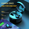 Wireless Headphones TWS Bluetooth Earphones with Microphones Sports Waterproof Headsets Touch Control Wireless Earbuds For Phone review