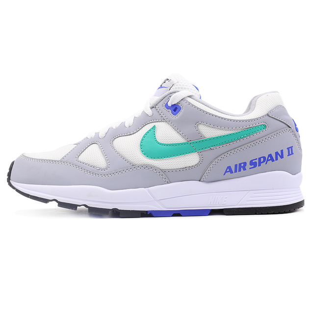 Original Men's Nike Air Span II Shoe Outdoor  Skateboarding Shoes New Arrival AH8047-012