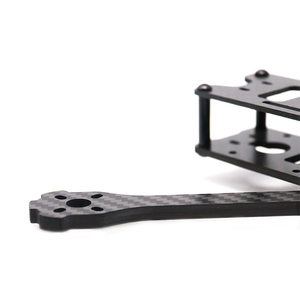 Image 5 - Cadre de Drone FPV TCMM 5 pouces X220HV, base de roue 220mm en Fiber de carbone pour course de Drone FPV