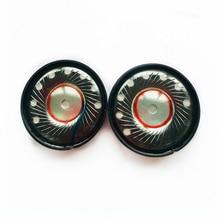 2pcs 40mm 32 ohm Dynamic Headphone Speaker Drivers High Fidelity Replacement DIY for Bose QC2 QC15 QC25