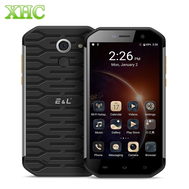 Фото. KENXINDA KXD E amp; L S60 IP68 Водонепроницаемый Android мобильный телефон 3 Гб 64 Гб Восьмияде