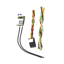 Originele Frsky R XSR/Rxsr Accst/Access Ultra Sbus/Cppm Schakelbare D16 16CH Mini Redundantie Ontvanger