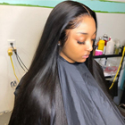 Straight Lace Front ...