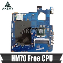 Laptop Motherboard NP300E5C SCALA3-15 HM70 Samsung for Scala3-15/17crv/Hm70/Free-cpu
