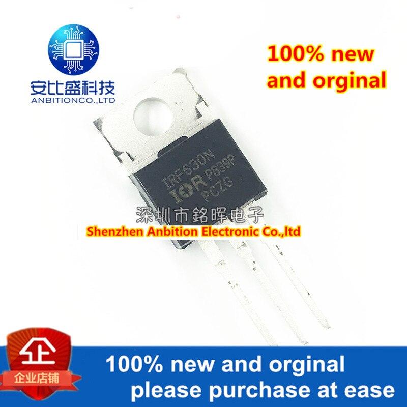 10 шт. 100% новый и оригинальный IRF630NPBF IRF630N IRF630-220 200V 9.3A N в наличии на складе