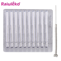 100&200Pcs Plasma Pen Needle for  Removal Wart Tag Tattoo  Remover Dedicated Needles for Laser Freckle Removal Machine Skin Mole