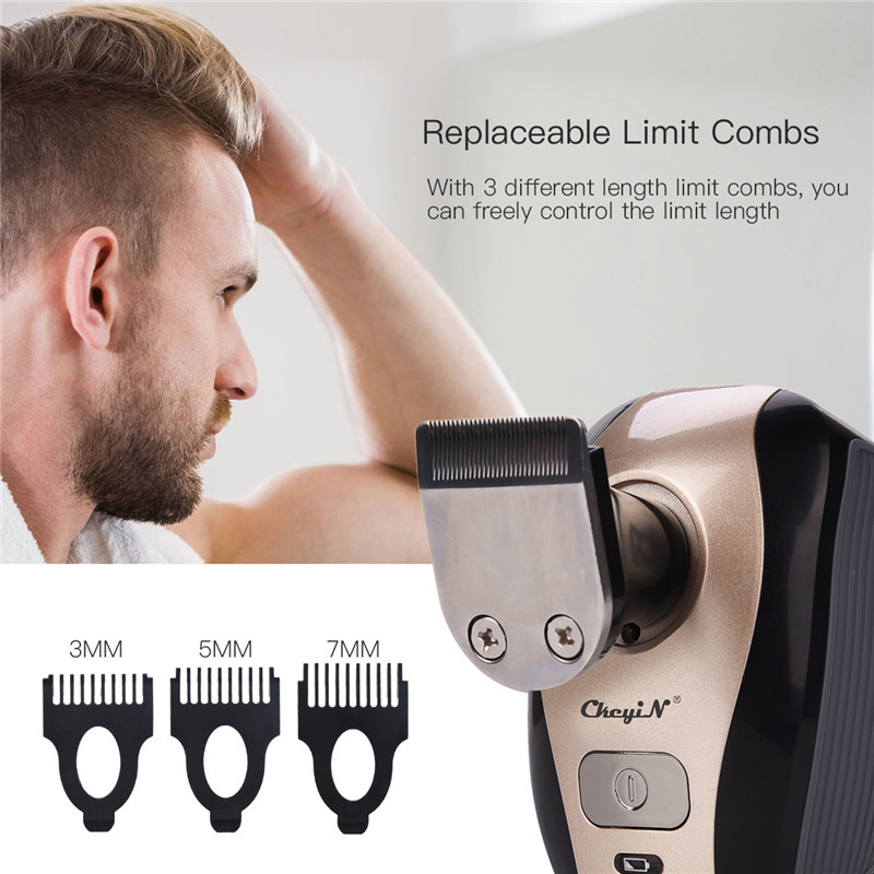 5 In 1 Electric Shaver Multifunction USB Rechargeable 5 Blades Washable Electric Shaving Hair Clipper Trimmer Razors For Men Uncategorized 1ef722433d607dd9d2b8b7: China United States