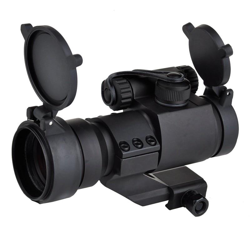 Aim Airsoft Hunting Optics Scope M2 Red Dot Sight Tactical Air Gun Rifle Scopes Reddot Riflescope AO5033