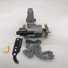 купить 058 109 217 NEW 1 Set Genuine Camshaft Timing Chain Tensioner Kit For VW Jetta Golf Passat Beetle 1.8 1.8T 058109088K 058109088L по цене 3101.91 рублей