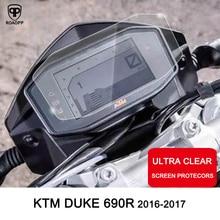 ROAOPP мотоциклетные кластеры Защита от царапин пленка кластерный дисплей протектор для KTM Duke R 690 790 1290
