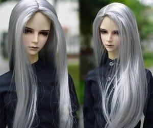 Image 4 - 1/3 BJD Wig Hair Super Doll Bjd Wig Fashion Style Curly Mohair Wig