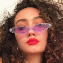 Europe And America Retro Small Water Droplets Ellipse Sun Glasses 2018 New Style