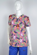 Hennar   scrubs  nursing scrubs  women scrubs  nurse   uniformes medicos para mujer  Scrub Tops