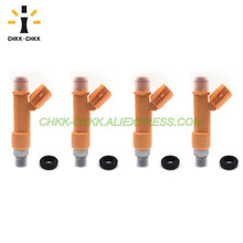 CHKK-CHKK Car Accessory Engine Fuel Injector 23209-0H050 23250-40020 23250-0M010 For Toyota Lexus