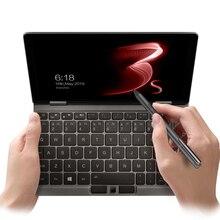 """OneMix 3S Platinum 8,"""" 2560*1600 карман ноутбук с процессором Intel Core i7 8500Y 16G 512G Клавиатура с подсветкой 2-в-1 планшетный ПК Win10, Bluetooth, выход HDMI"""