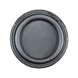 Image 4 - 1.75 Inch Bass Radiator Woofer Passive Assistor Subwoofer Speaker Low Range Vibration Radiator Metal Basin Rubber Edge Diy 2pcs