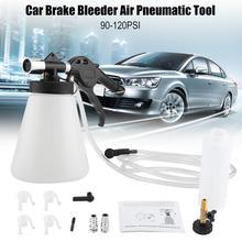 Car Brake Bleeder Bleeding Fluid Change Kit Air Pneumatic Garage Vacuum Tool 180Ltr/Min Set 90-120PSI Car Accessories car tools