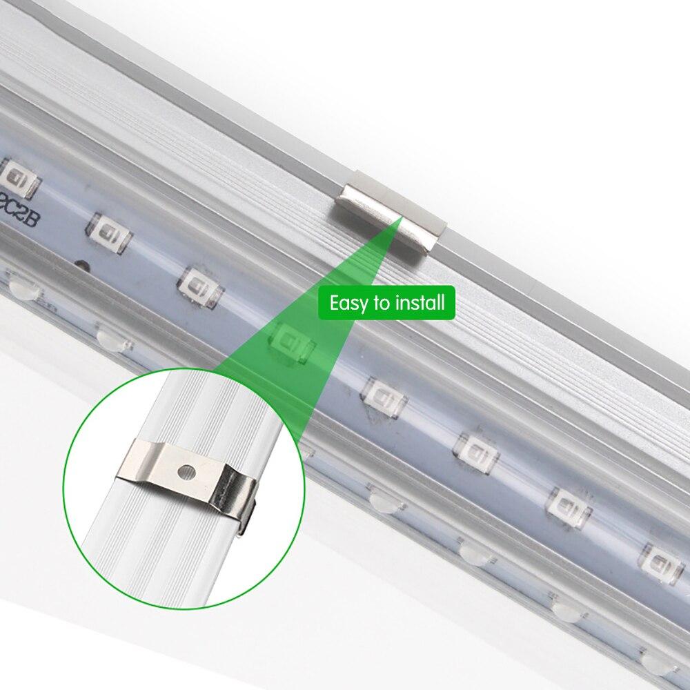 Disco light violet LED tube (13)