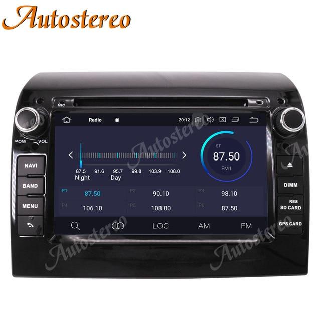 Автомобильный DVD-плеер с GPS-навигацией, Android 10, 4 + 64 для FIAT DUCATO/CITROEN Jumper/PEUGEOT Boxer 2006 + мультимедийный магнитофон
