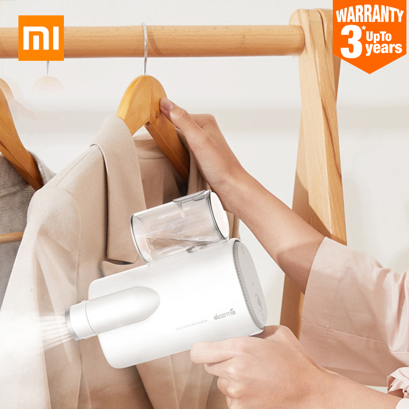Xiaomi Deerma Steamer 220v Handheld Garment Household Portable Steam Iron Clothes Brushes For Home Appliances