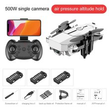 Mini Drone Hd 1080P Wide Angle Camera Foldable Altitude Hold Drones WIFI FPV RC Quadcopter Aircraft Gravity Sensor Toys with box jjrc h47 2017 new elfie plus mini selfie drone with camera hd 720p wifi fpv gravity sensor altitude hold foldable quadcopter