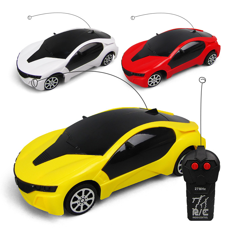 Electric Toy Car 1:20 SMV Remote Control Sports Car 3D Lights Remote Control Children'S Educational Toy Stall Hot Selling