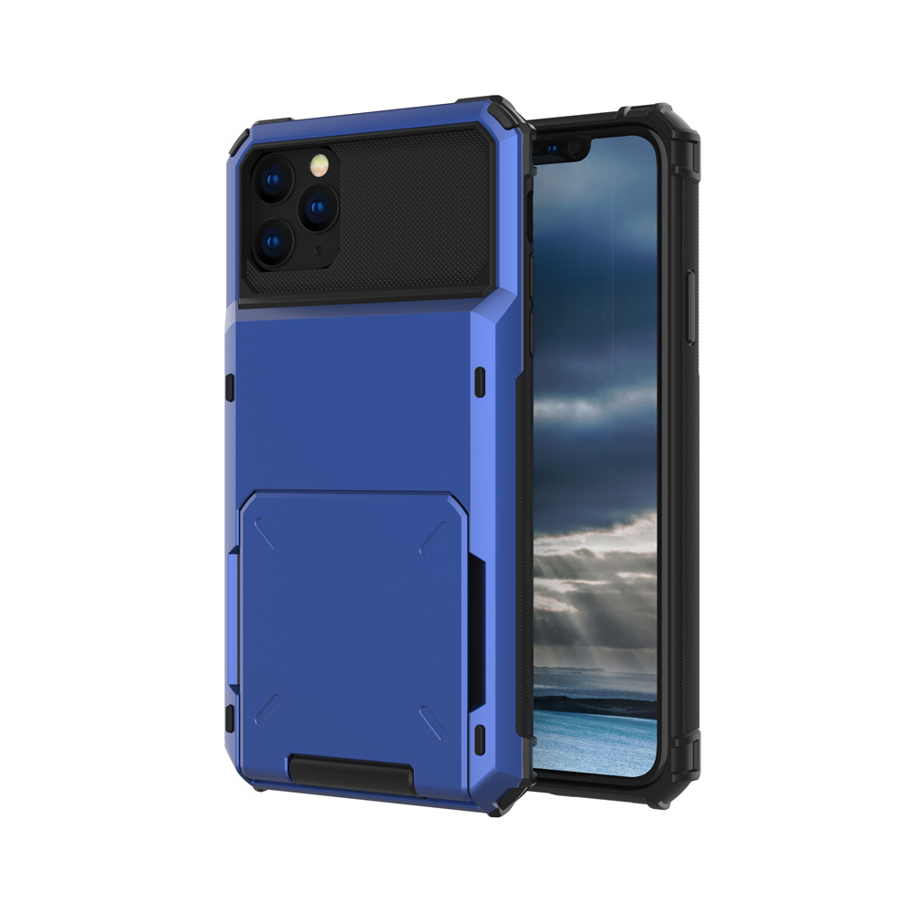 Multi Card Holder Case for iPhone 11/11 Pro/11 Pro Max 10