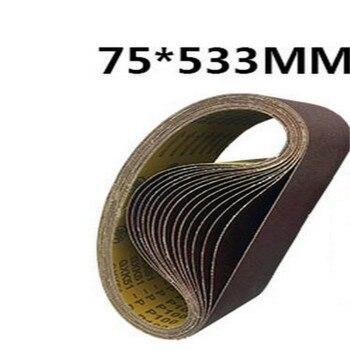 75*533mm 40-600mesh sanding belt sander sanding paper for belt grinder wheel grinding belts 10pcs/lot free shipping free shipping 10pcs lot 2sj6920 j6920 20a 1700v 60w to3pl