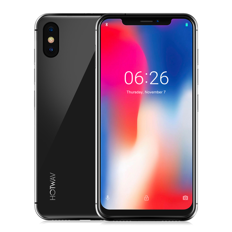 XGODY Symbol Max 4G Celular Smartphone Face ID Android 8.1 6.26' HD+ 18:9 Mobile Phone 3GB RAM 32GB ROM Quad Core 16MP 3150mAh